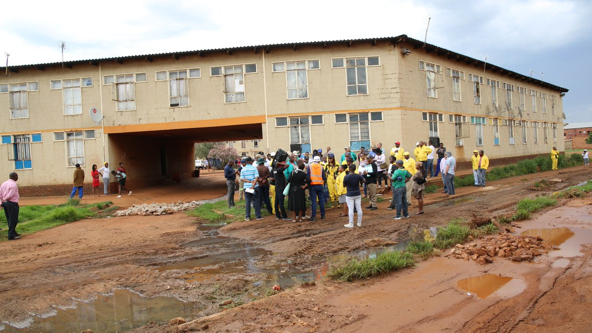 The ANC government has failed to successfully convert hostels into liveable family units for nearly 20 years