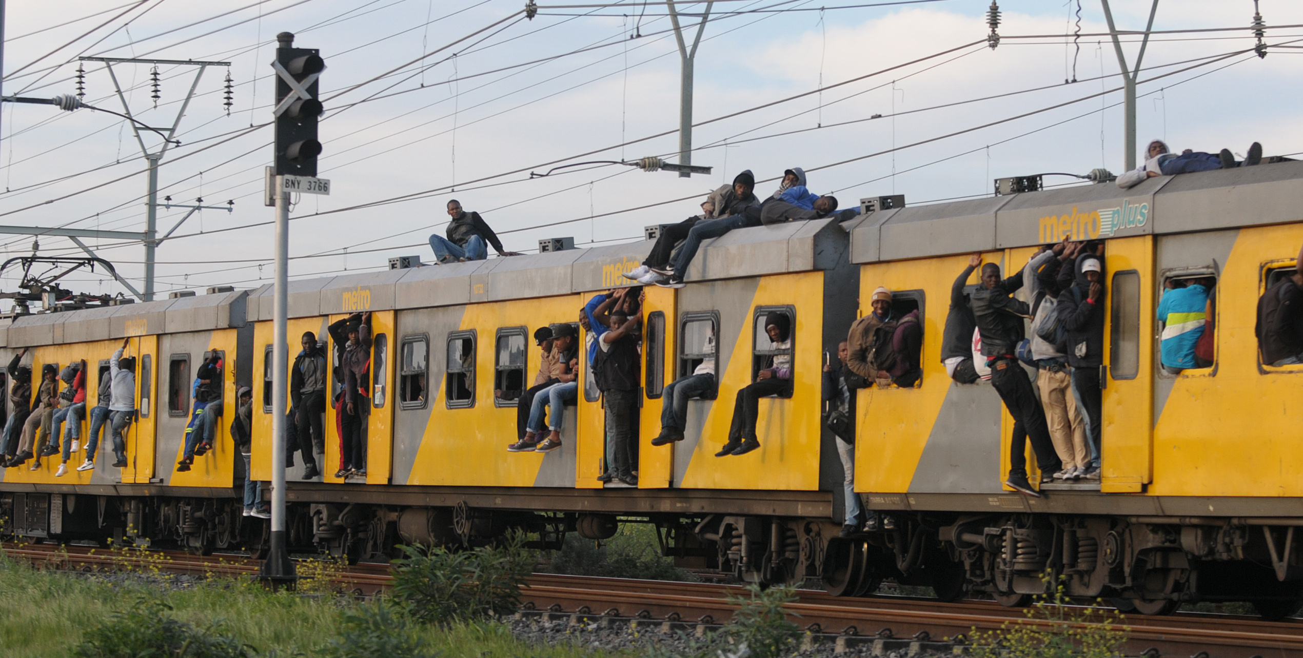DA rail oversight highlights crisis in public railway system