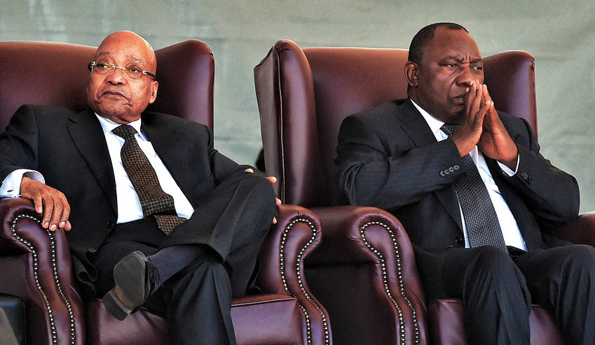 DA urges Ramaphosa to stop paying Zuma legal fees
