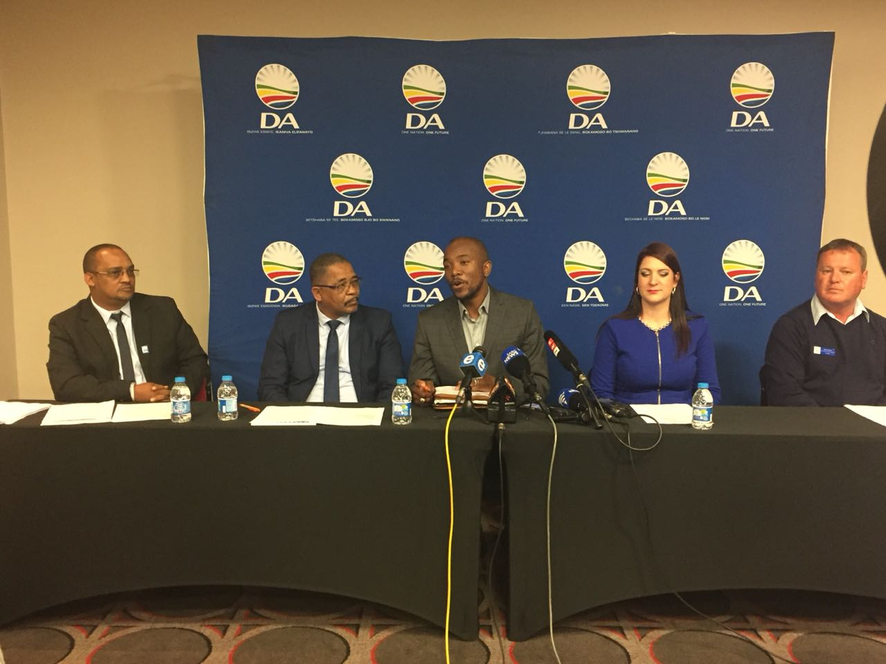 DA local municipalities celebrate two years in government