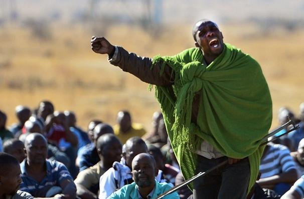 DA Leader Maimane calls for the President to declare 16 August Marikana Memorial Day