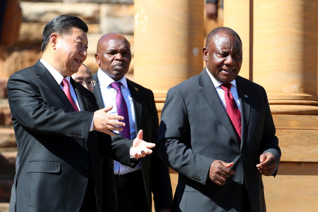 DA to question Ramaphosa's R370 billion Chinese 'gift'