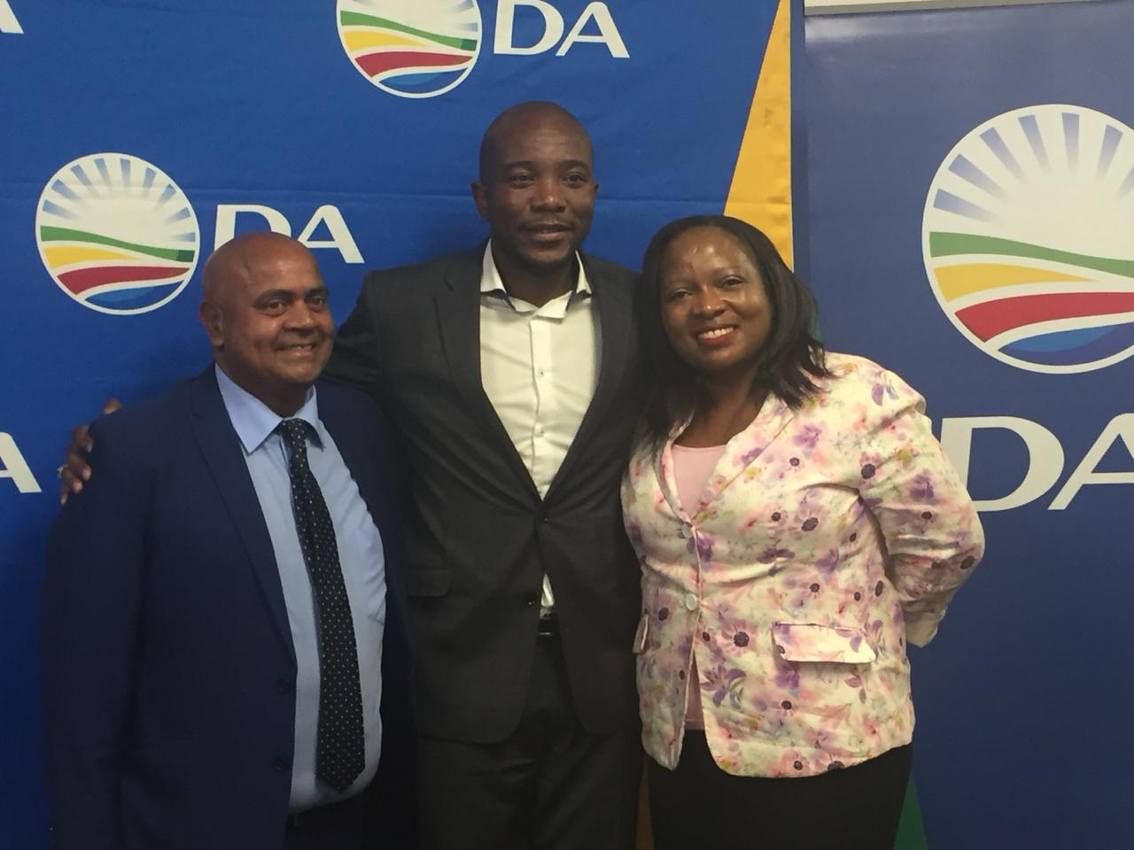 Sithole and McGluwa to lead DA campaign for change in Mpumalanga and North West