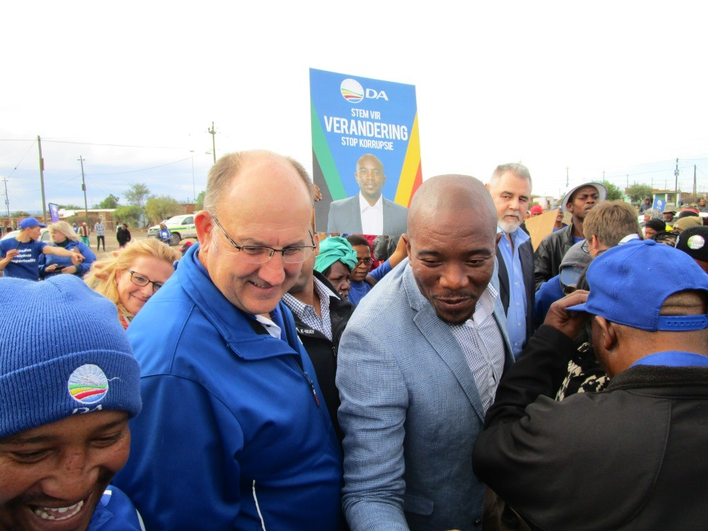 The DA will continue fighting for the people of NMB
