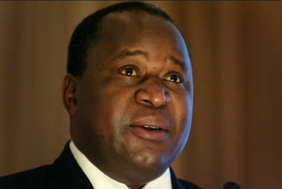 Tito Mboweni is a danger to himself