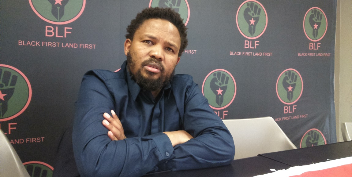 Andile Mngxitama charged for incitement to violence