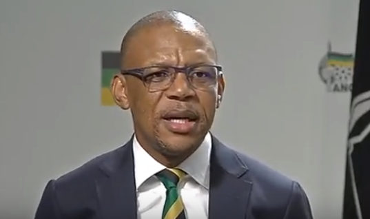 DA calls on failing ANC to suspend Mabe