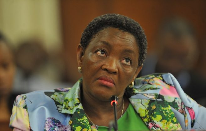 Failing ANC sets bar low for Dlamini