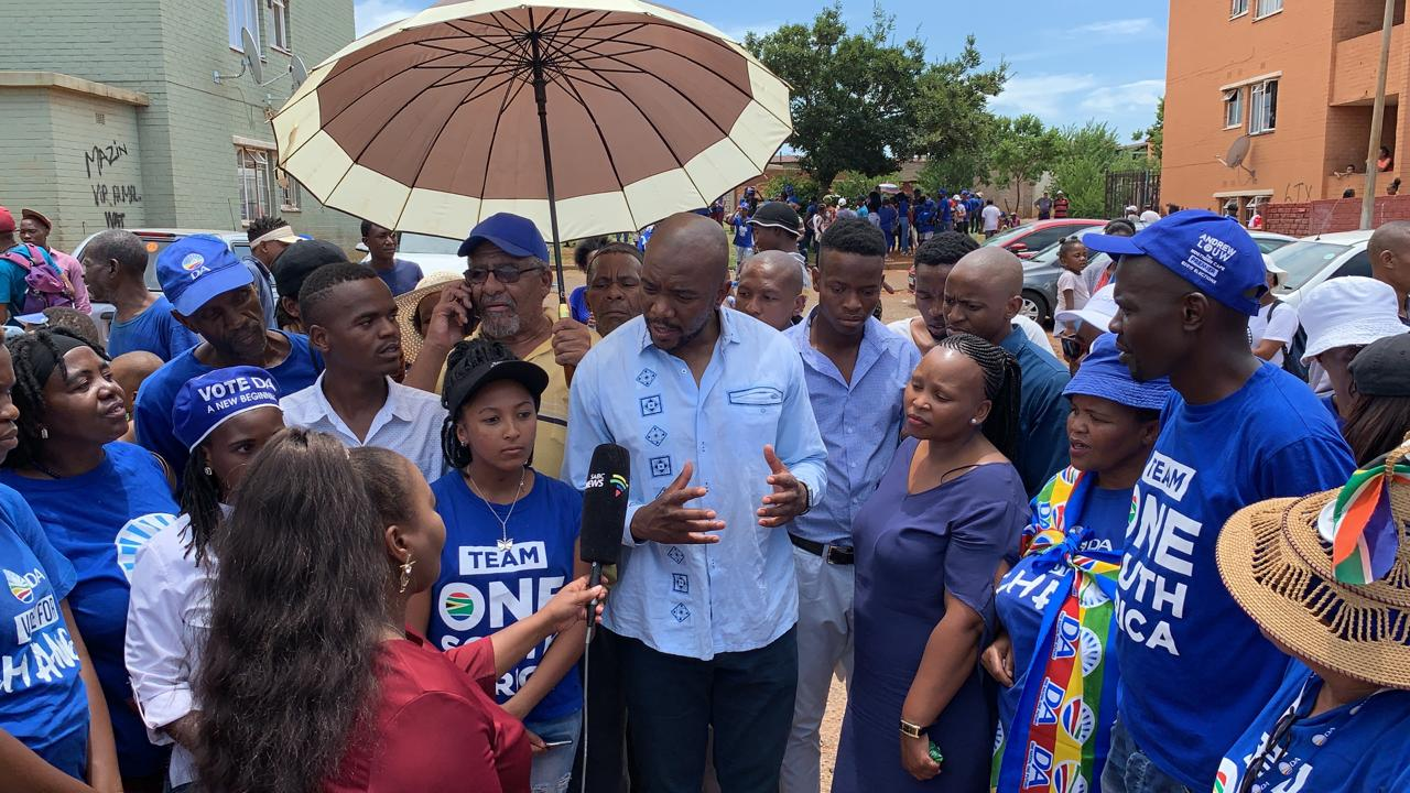 Forget the slogans – only one party is fighting for real land reform, and that's the DA