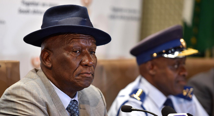 Western Cape Policing: You are dead wrong Minister Cele