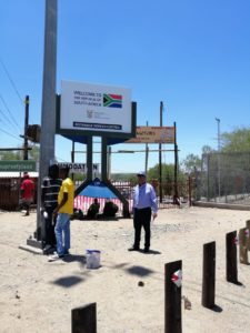 Beitbridge Border Post in a meltdown as Zimbabwean nationals seek refuge in SA