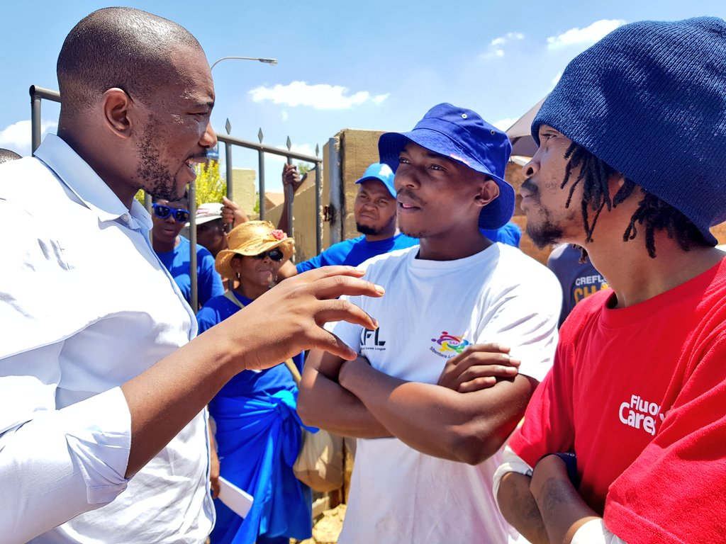 DA's Manifesto centred on building One South Africa for All