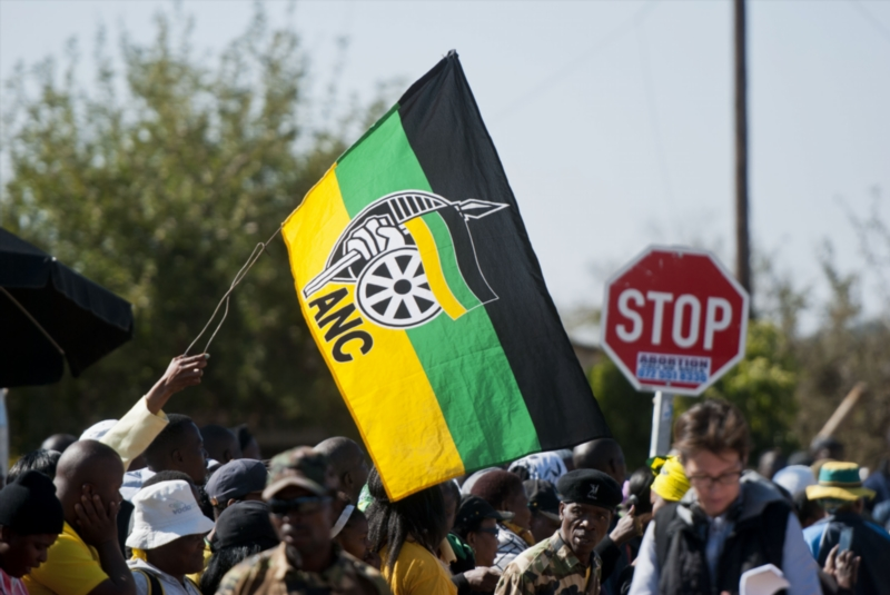 The ANC is throttling democracy