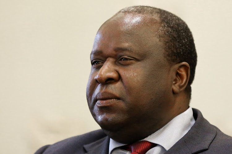 Mboweni confirms that Treasury doesn't know how big the Eskom bailout will be