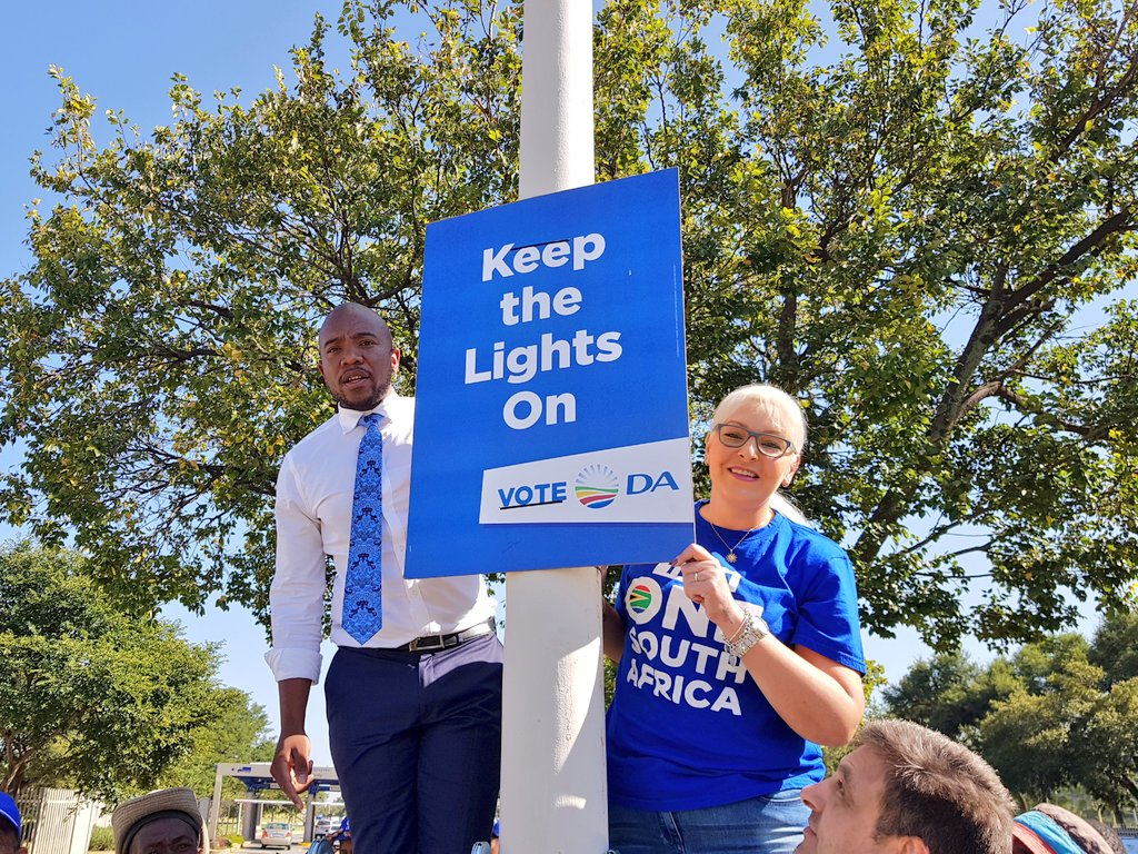 Eskom Crisis: DA announces National Day of Action on Friday 29 March