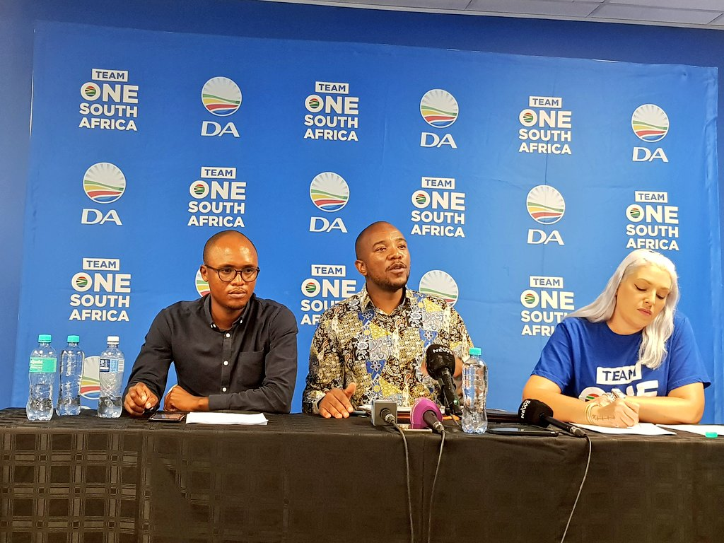 DA moves to reconvene Parliament to solve the ANC-created national energy crisis