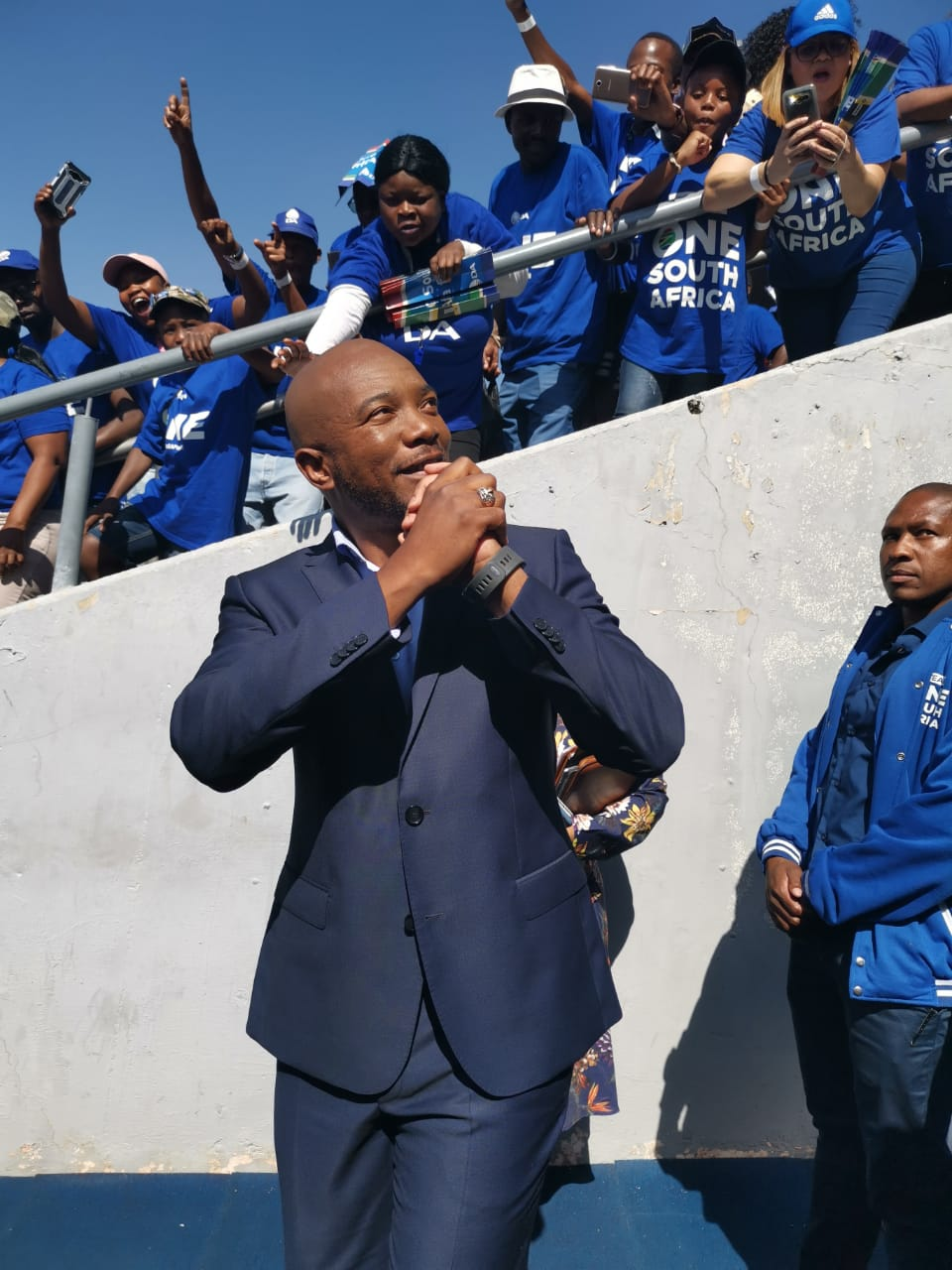 DA, COPE, UDM and ACDP working to ensure free and fair elections