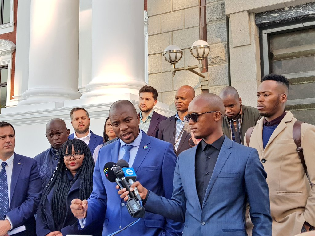 Diverse, youthful and competent DA caucus ready to build One South Africa for All