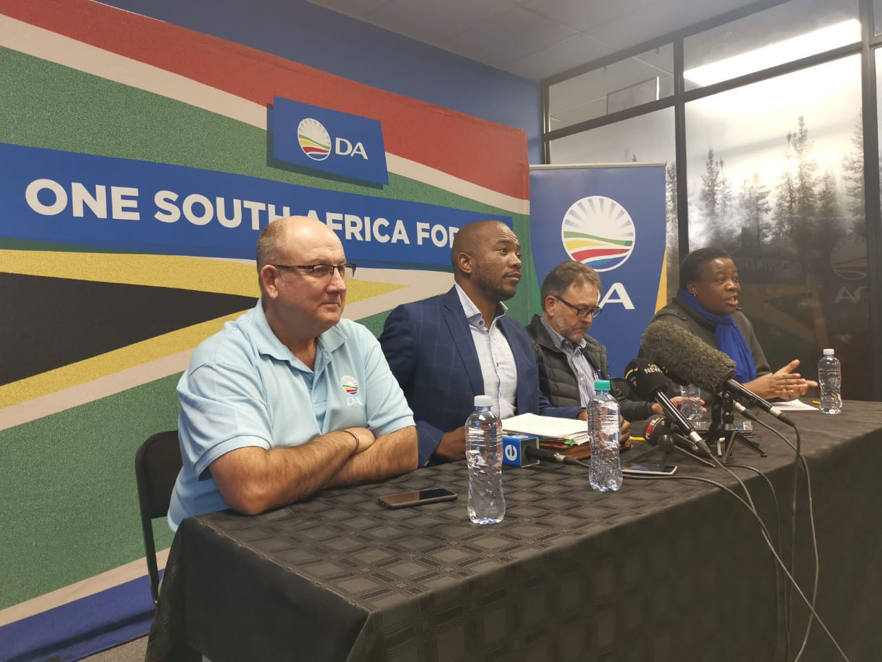 For SA to work the DA has to succeed – and we will