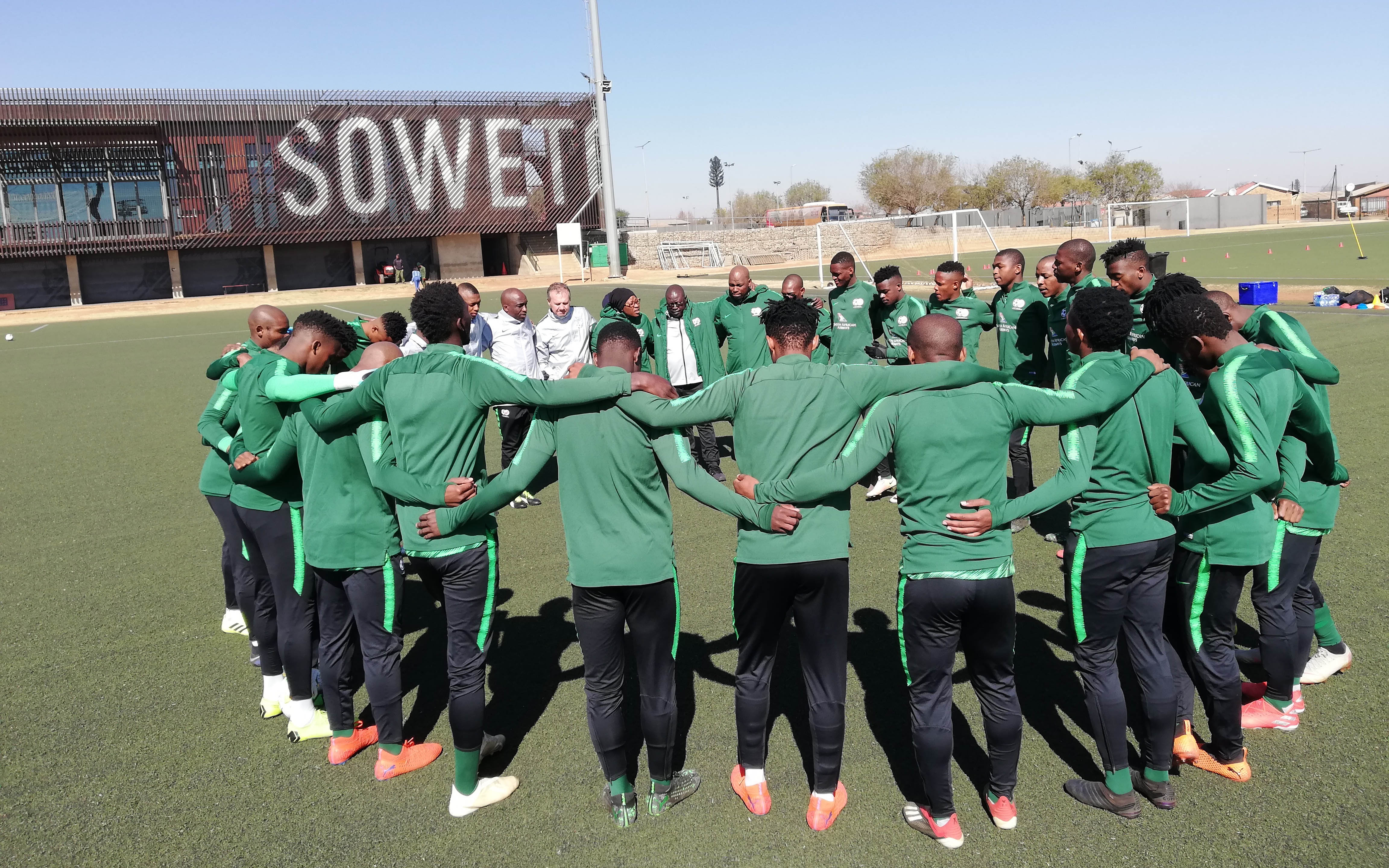 Political interference secures Amajita a spot at All Africa Games