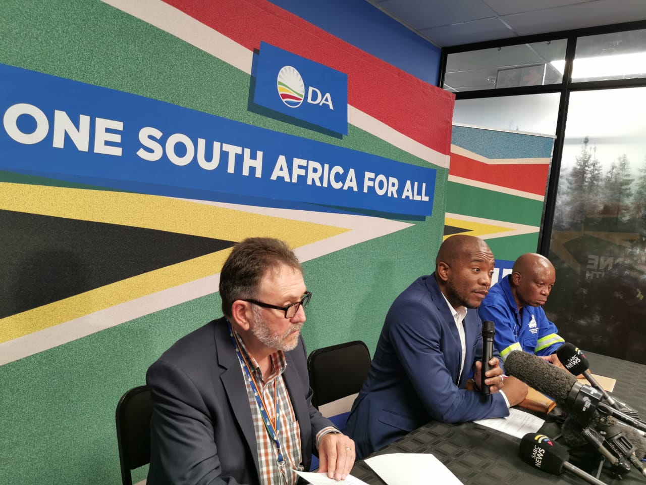 Rescuing and reforming SA's economy is our primary focus