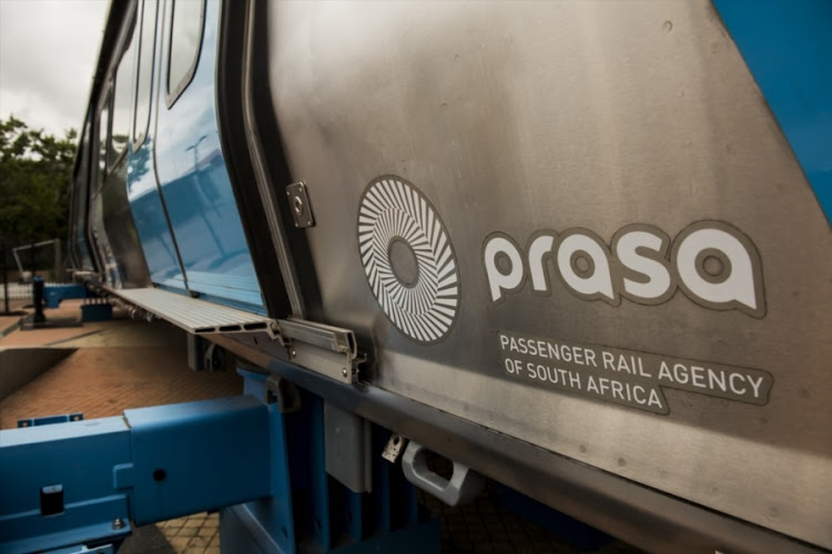 Almost 70% of Prasa-controlled train stations do not have CCTV cameras