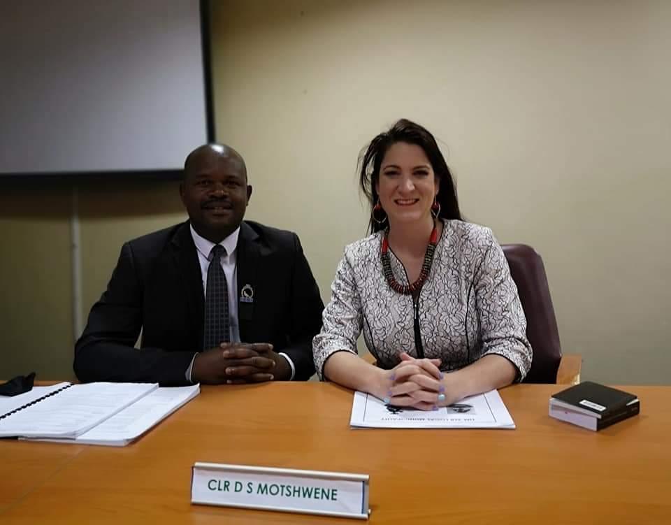 DA Mayor Fights for Accountability