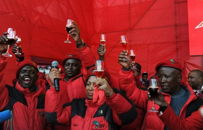 EFF does not care about the people of NMB
