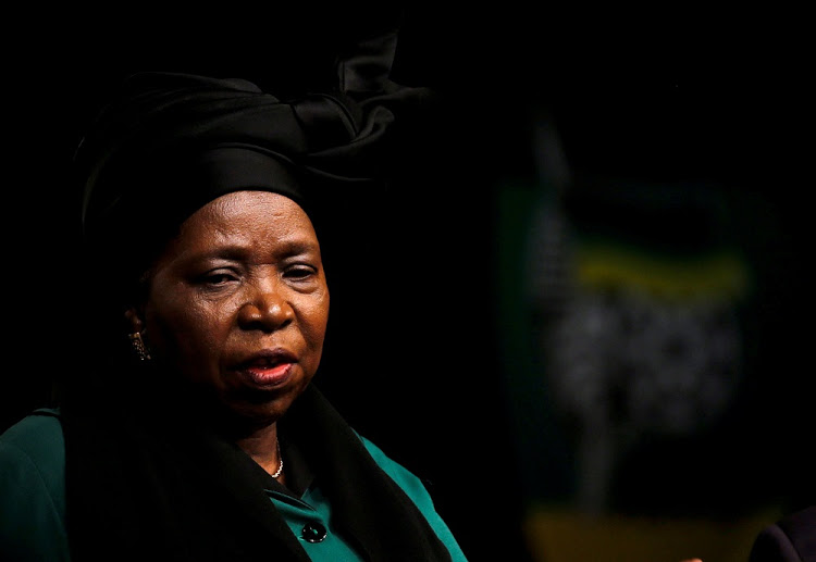 DA concerned by CoGTA Minister Dlamini-Zuma's absence in Parliament in the face of dysfunctional municipalities
