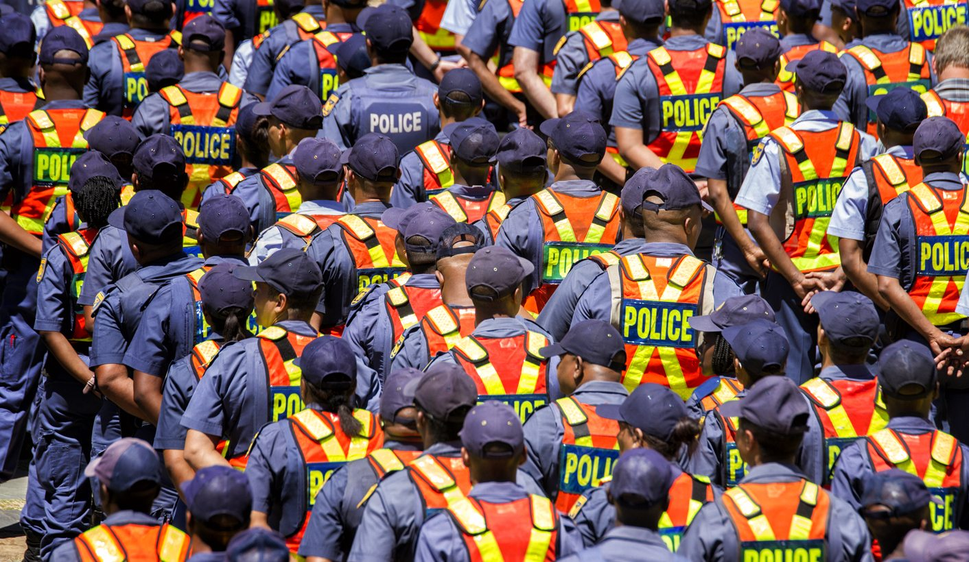 Top-heavy SAPS spends almost R1bn per year on salaries for senior management