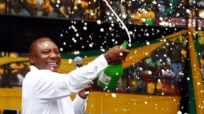 A-G report: President Ramaphosa's tough-talk on cleaning up Government, nothing more than hot air