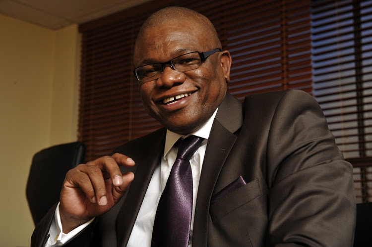 Joburg is back in the hands of Geoff Makhubo and ANC professional looters