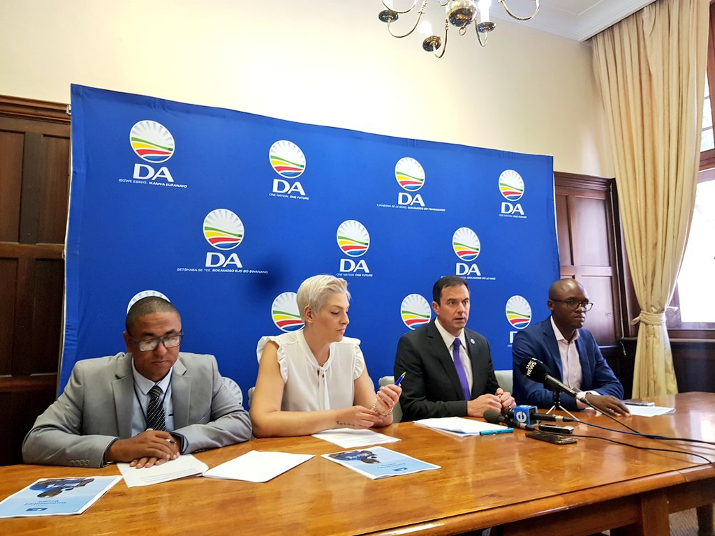 DA 2019 Parliamentary Review: Only one party makes Parliament work for the people