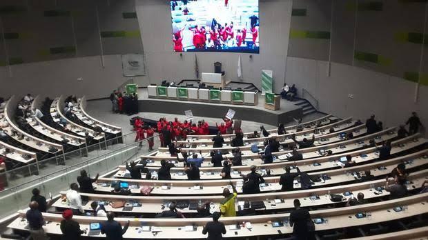 Coalition of corruption unlawfully takes over Tshwane