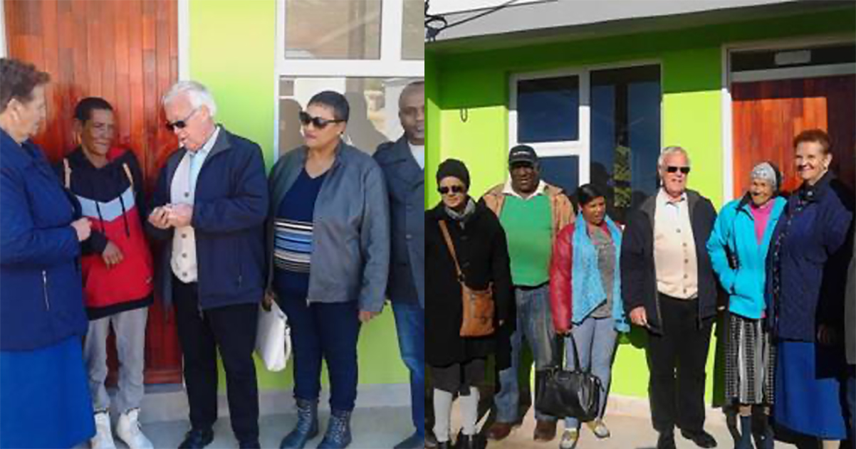 Riebeek West Residents Empowered Through Home Ownership