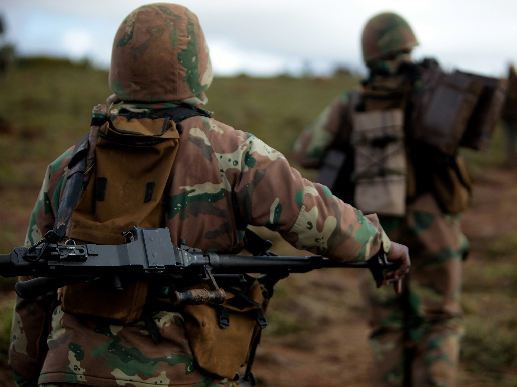 Abuse by SANDF disgusting: DA calls on Military Ombudsman to investigate
