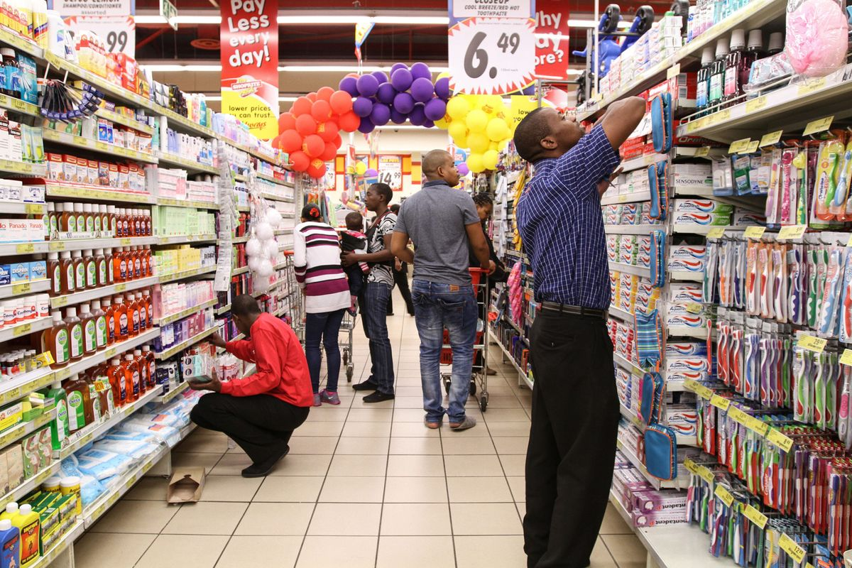 DA calls for unbanning of all 'non-essential' goods in retail stores that are currently trading