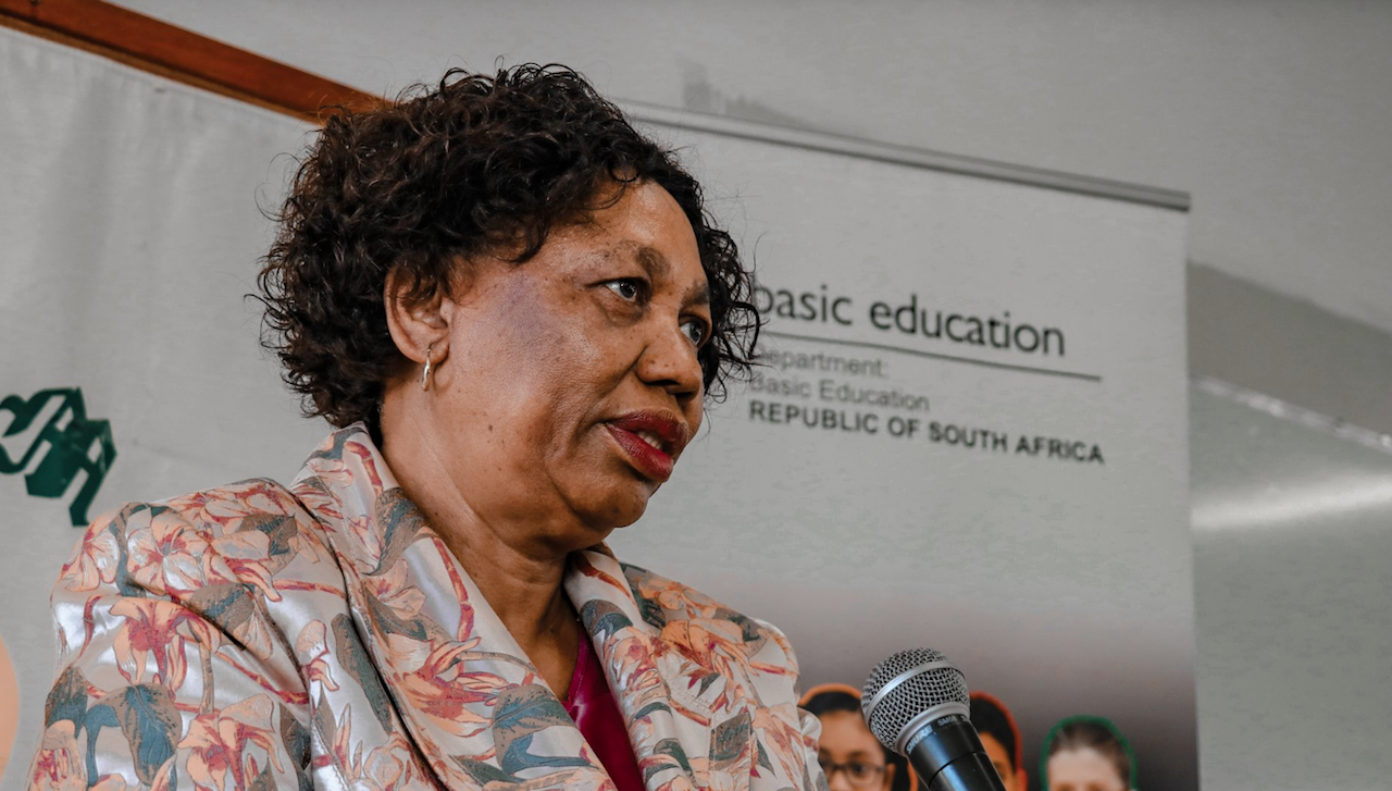Let's get on with opening our schools following Motshekga's indecisiveness