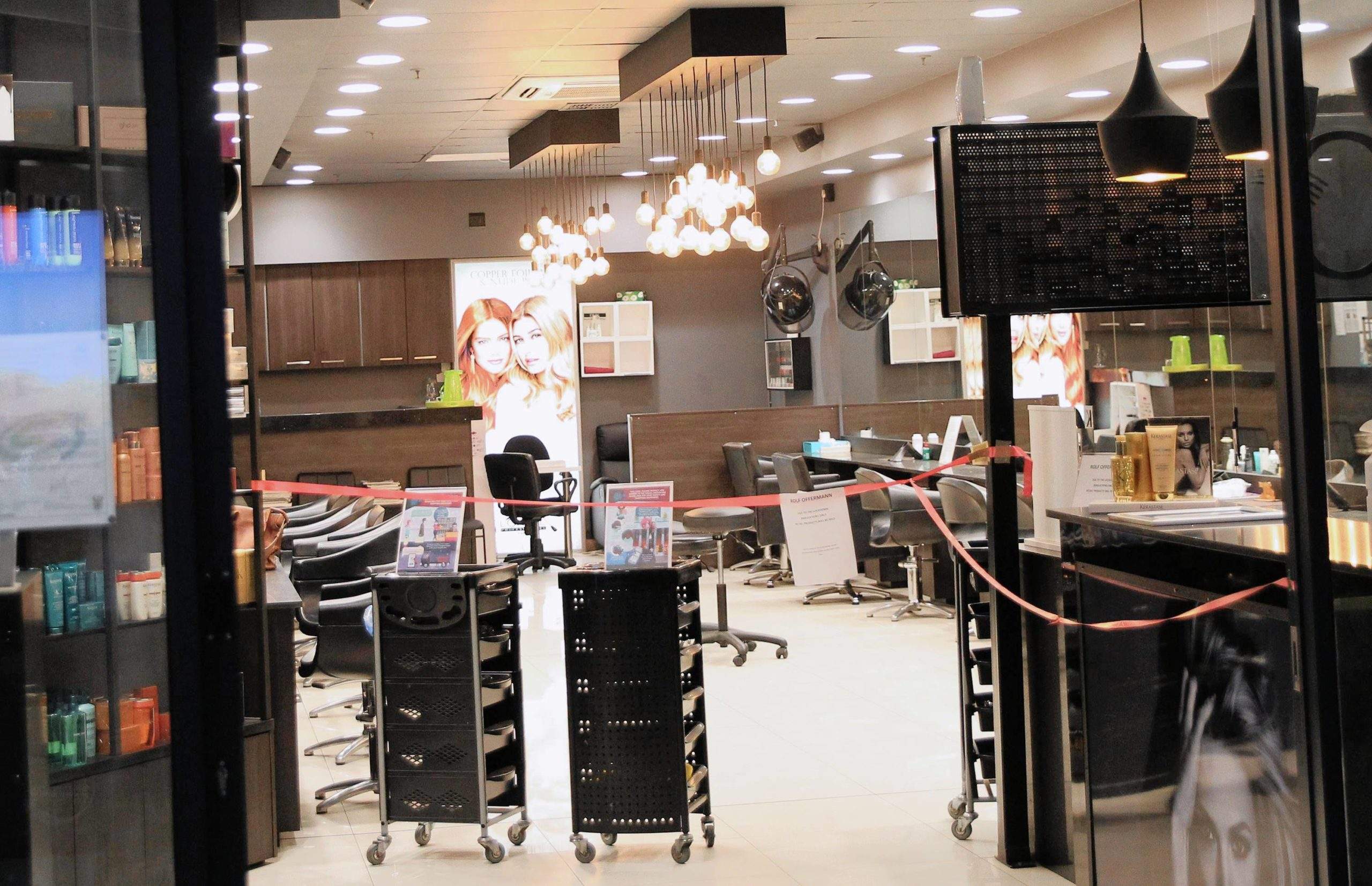 Ban on hairdressers irrational: DA will go to court