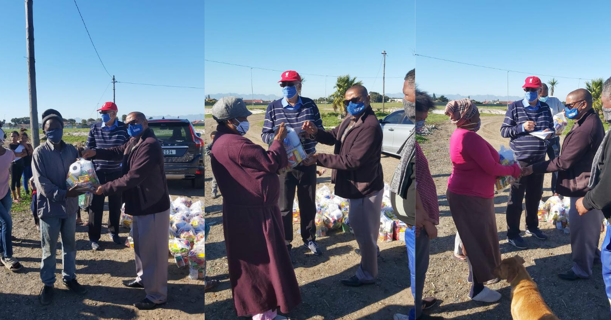 City provides additional R25 million to food relief for vulnerable communities