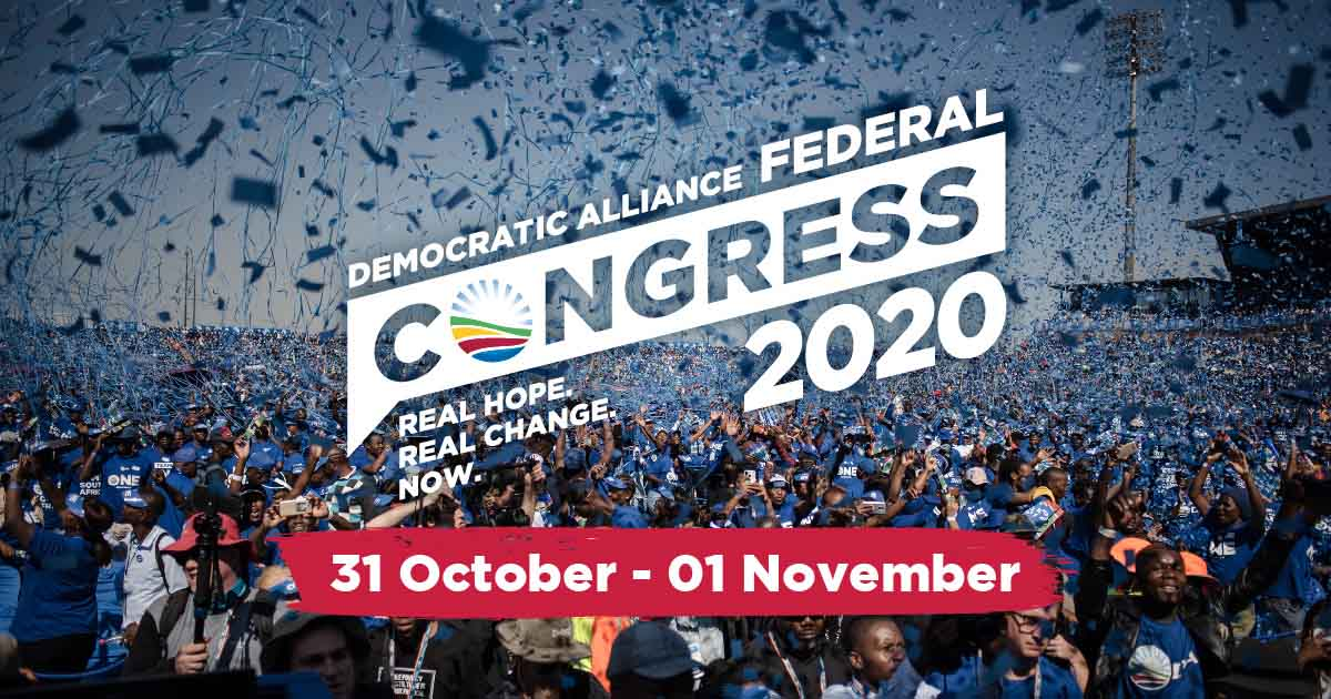 DA launches one-stop-shop Federal Congress website