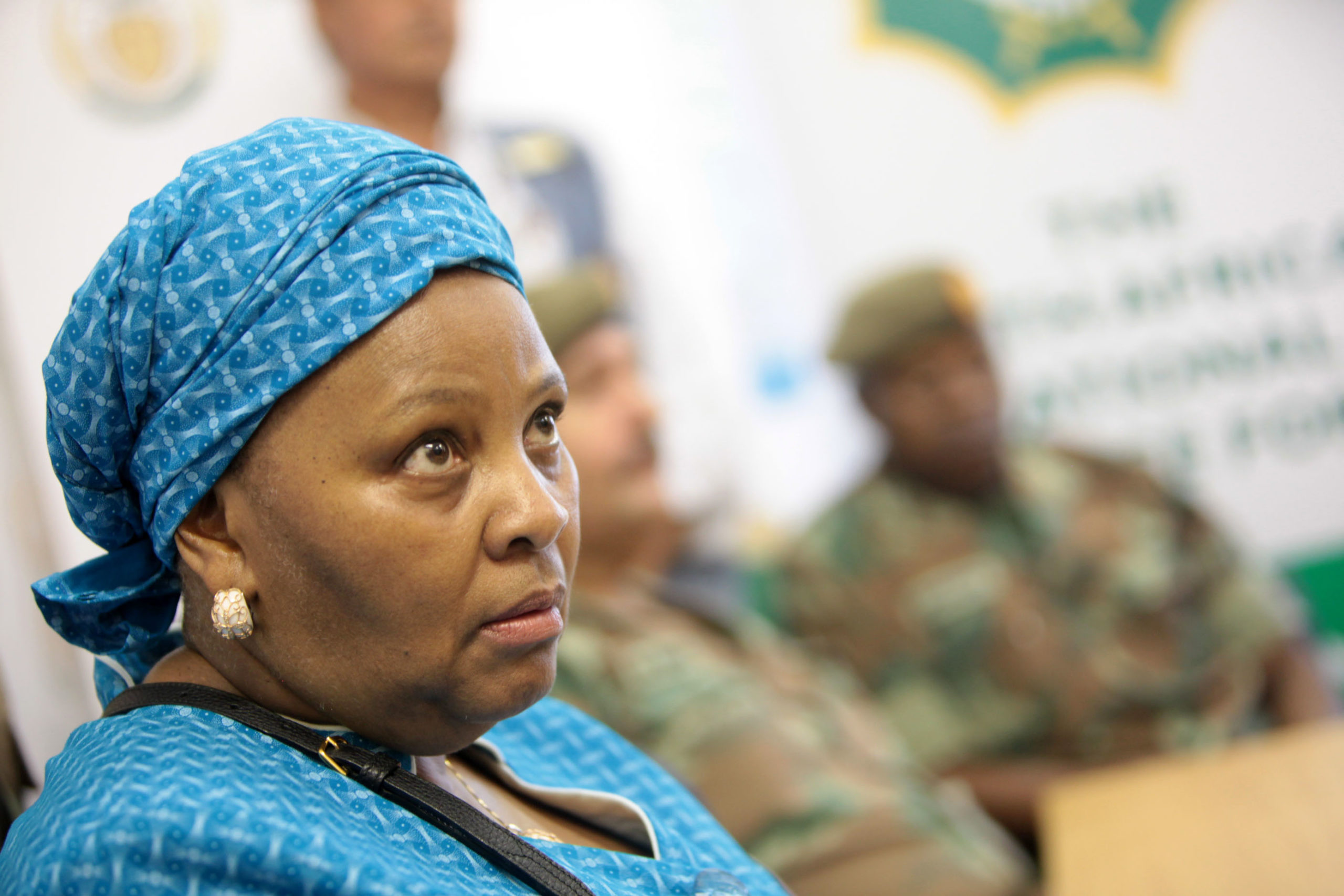 Defence Minister needs to account on R215m spent on unproven Covid-19 drugs