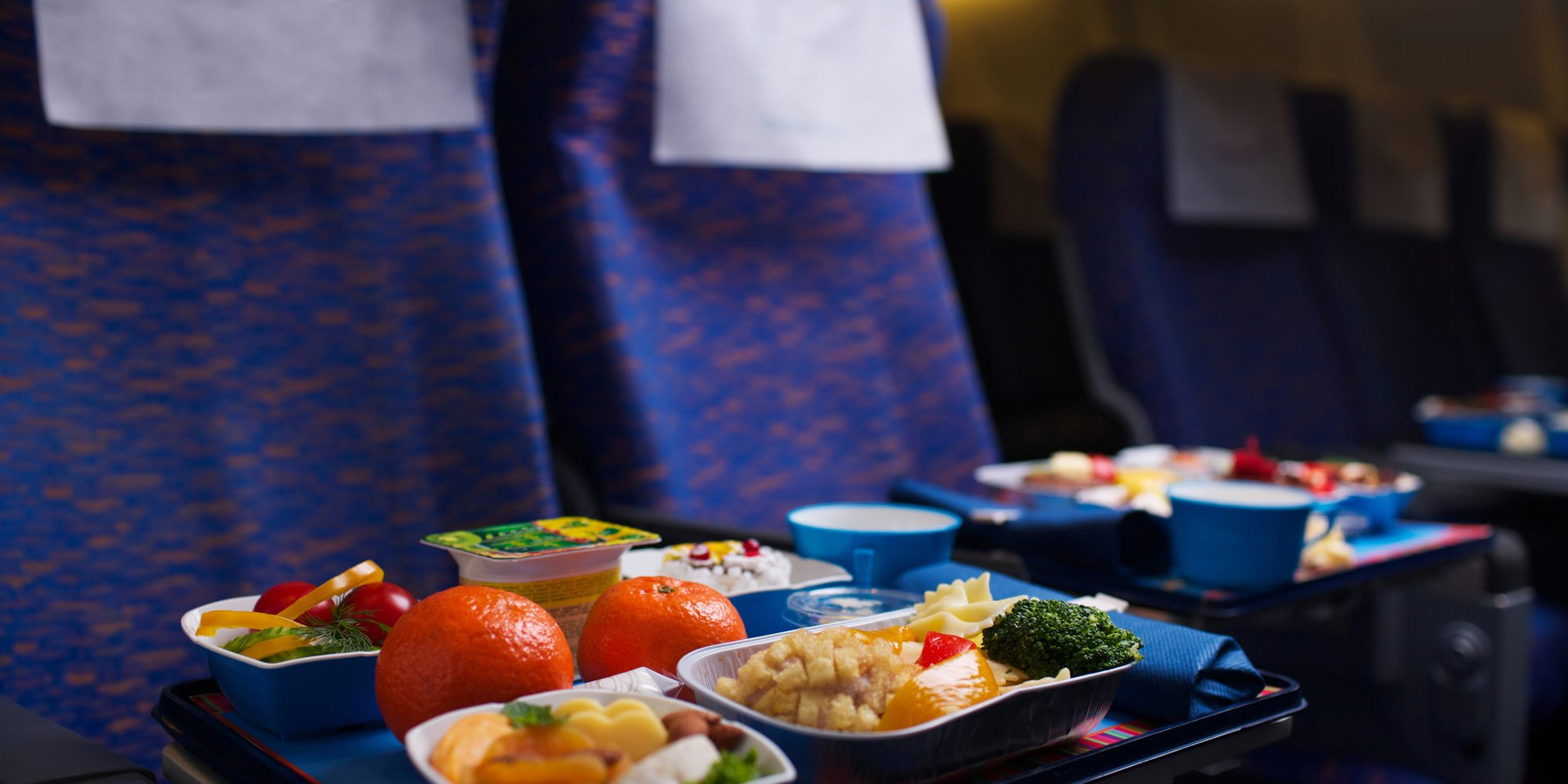 DA seeks clarity on new regulations prohibiting food and drinks on planes