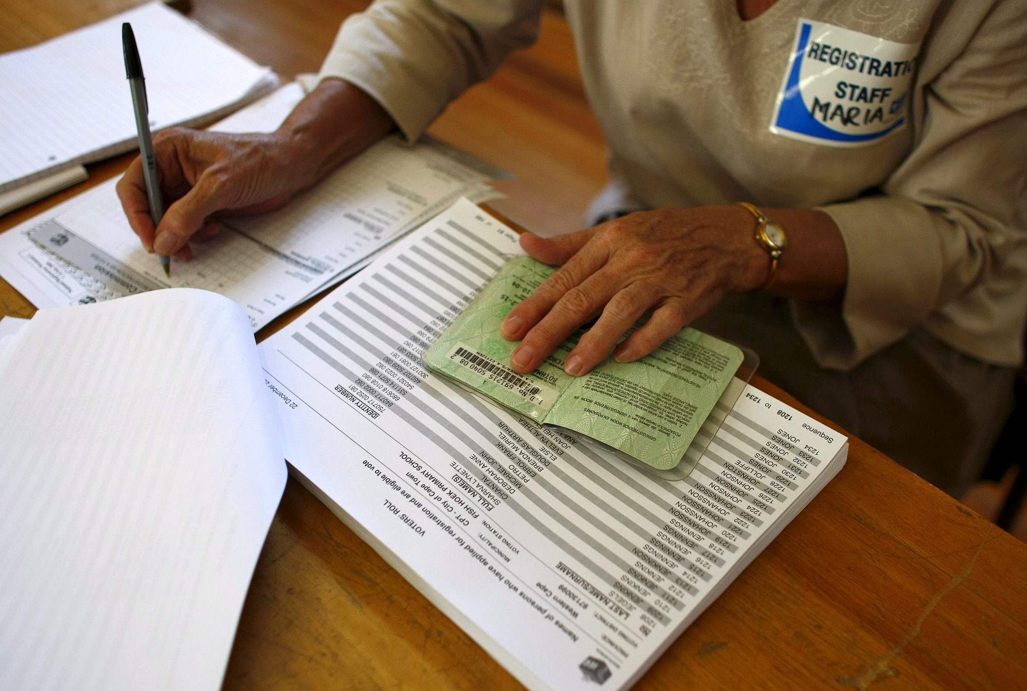 DA welcomes announcement of voter registration weekend