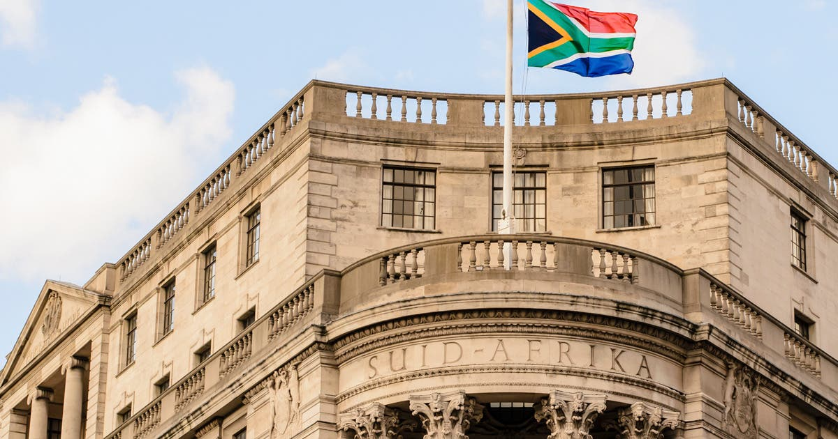 DIRCO should explain South African flag blunder during royal funeral