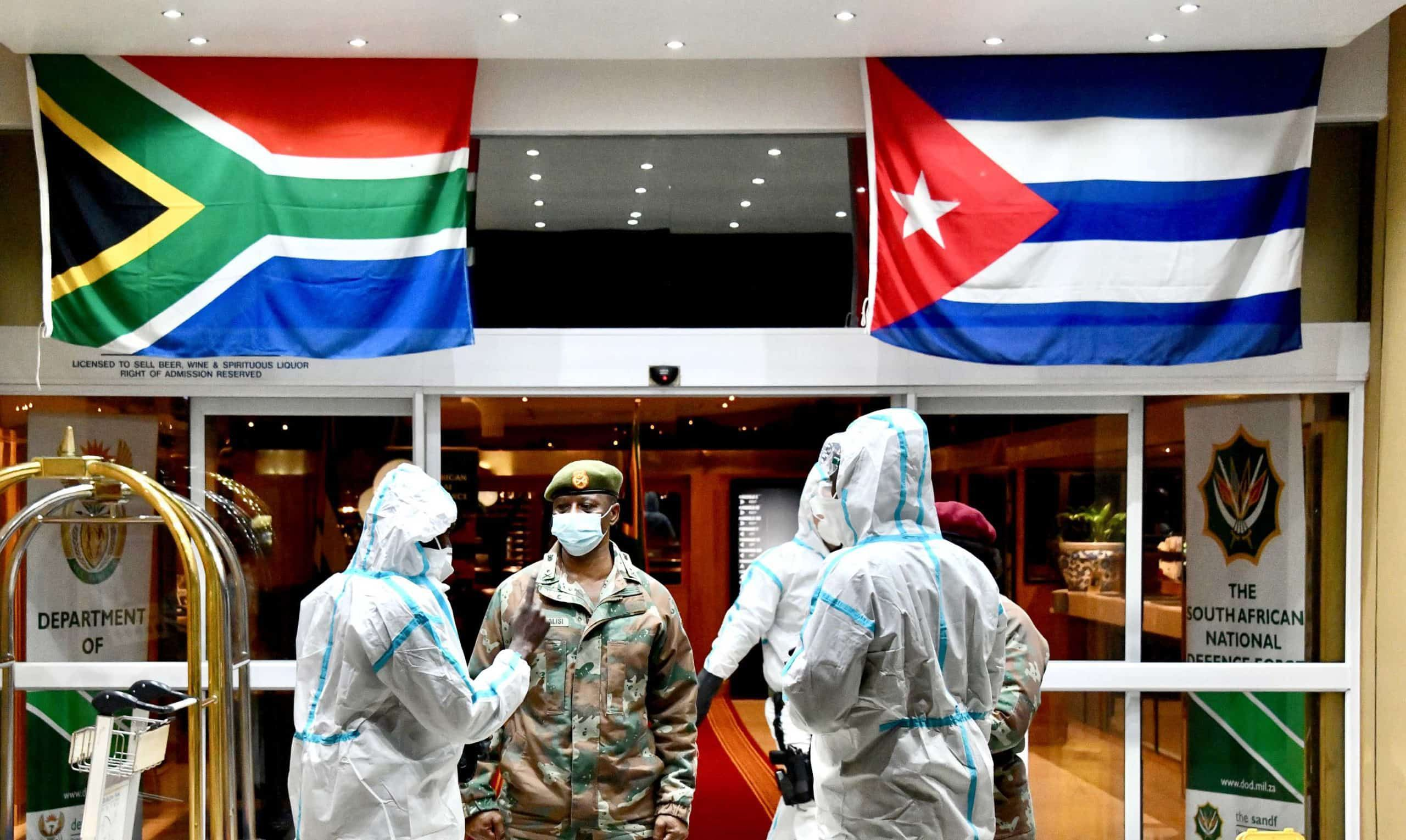 DA calls on DIRCO and Treasury to assure SA medical students in Cuba are brought home