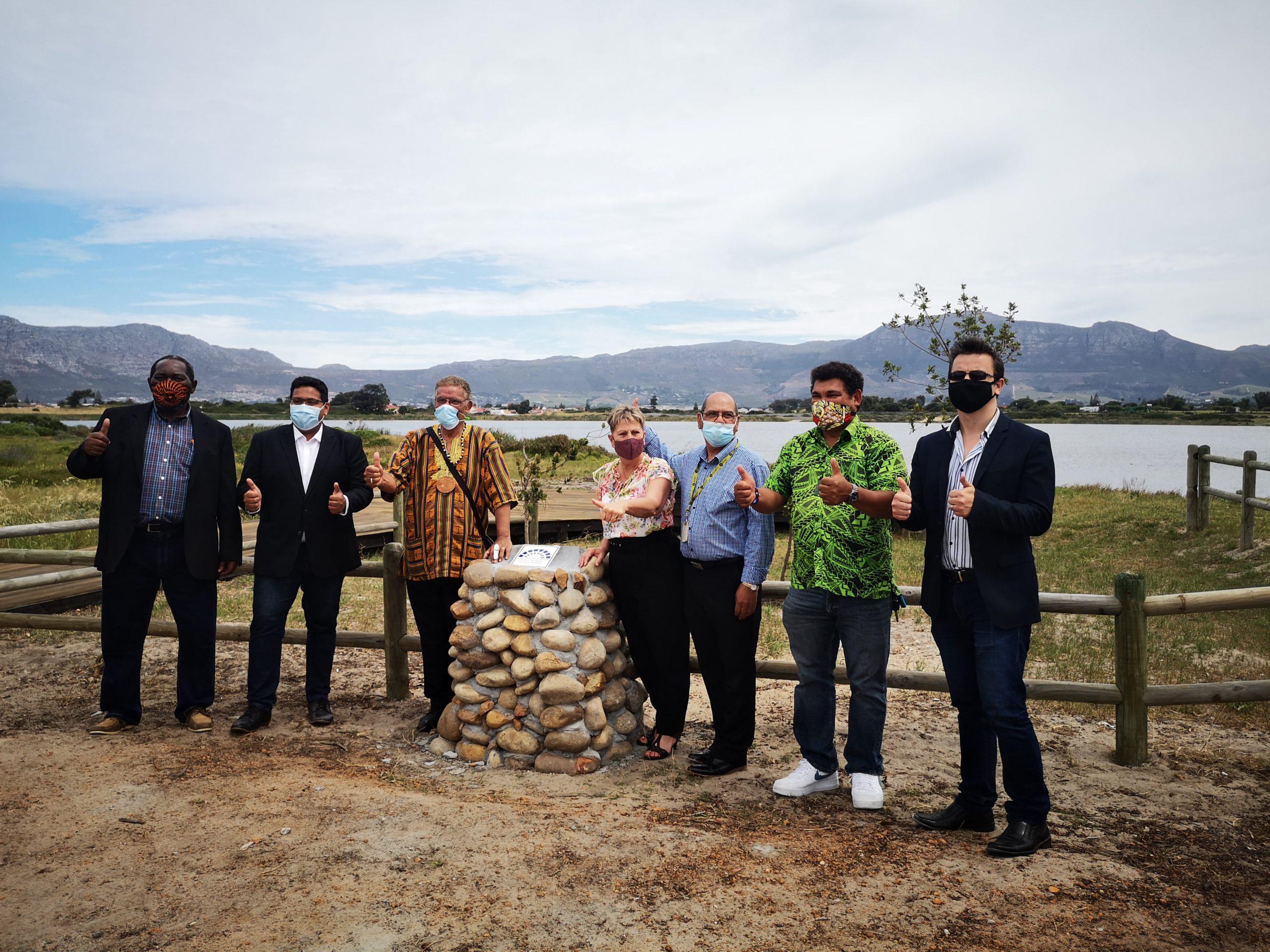 Minister Marais declares Princess Vlei Eco Park a Provincial heritage site
