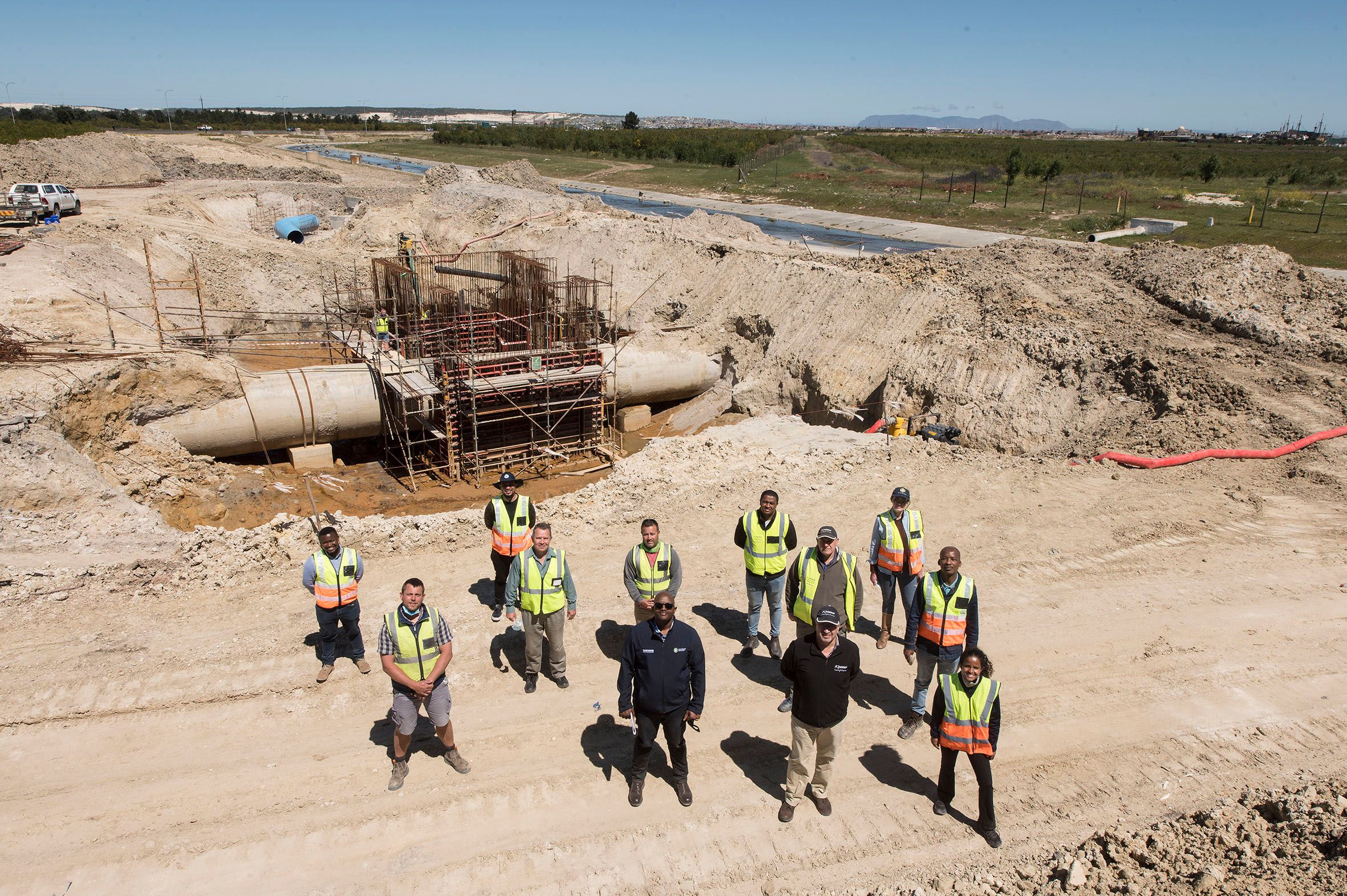 Water supply to newly established Khayelitsha households to be boosted by 1 410 litres per second