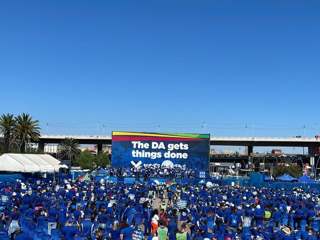 DA hosts successful 'Get Things Done' Rally