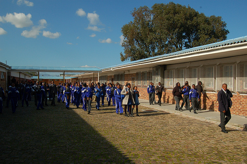 GDE accused of hiding its inability to fix crumbling schools